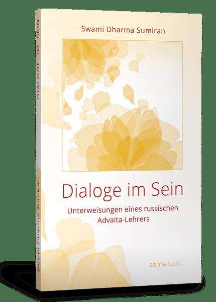 Dialoge im Sein - Buch Cover